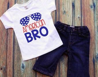 Boy 4th of July Children's shirt