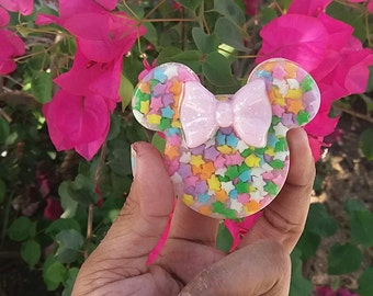 Pastel Sprinkled Minnie