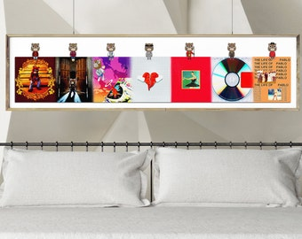 Yeezy Discography