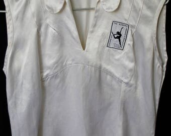 1930's The Woman's League of Health and Beauty sportswear