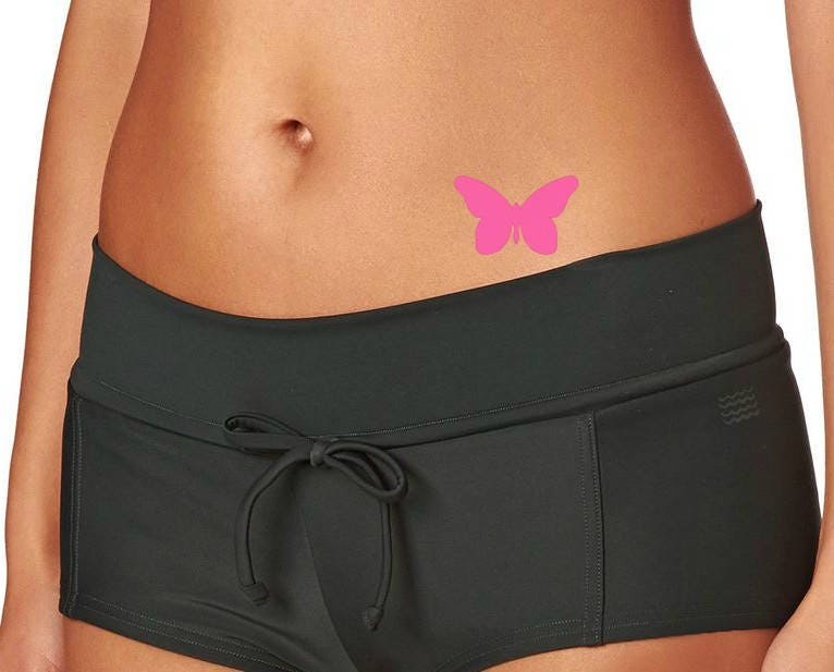Butterfly sun tattoo tanning bed or outside tanning 40 and for Tanning beds and tattoos