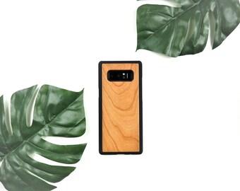 Note 8 case, Samsung S8 case, Samsung Note 8 case, Note 8 wood case, Samsung Note bumper case, wooden case, note 8 wooden etui