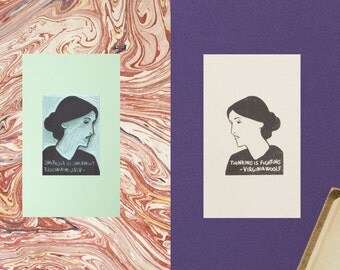 Virginia Woolf Stamp