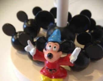 Mickey Mouse Lamp, Disney Lamp, Mickey Lamp, Kids Lamp, Toy Lamp,Disney Toy Lamp, Mickey Sorcerer Lamp, Mickey Mouse Collector Gift