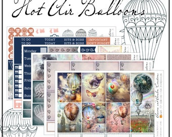 Hot Air Balloons - Re-Release