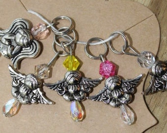 Say a Little Prayer Stitch Markers