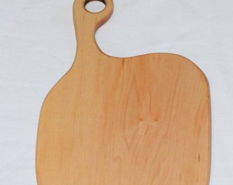 Maple serving and cutting board