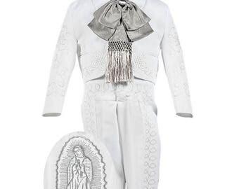 Charro Virgen Suit