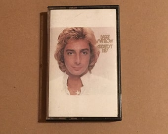 Barry Manilow 'Greatest Hits' - Cassette Tape - 1978