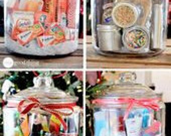 Gift Jars any occasion, any type