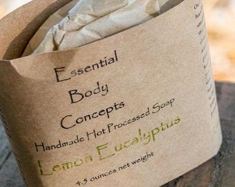 Lemon Eucalyptus 5 oz
