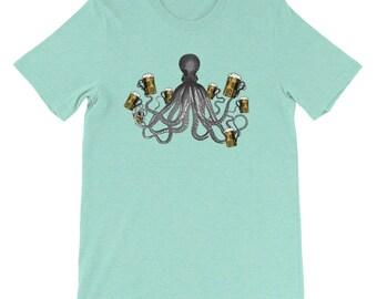 Octo-Beer T-Shirt