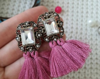 Vintage Tassel Earrings