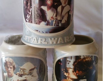 Vintage Star Wars Beer Steins