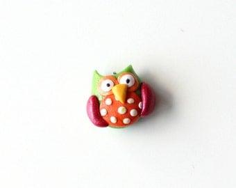 Polkadotted Owl