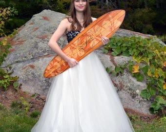 Wedding Guest Book / Guest Book / Wedding Guest Book Alternative / Wedding Guest Book Ideas /  Wedding Guestbook / Wooden Surfboard