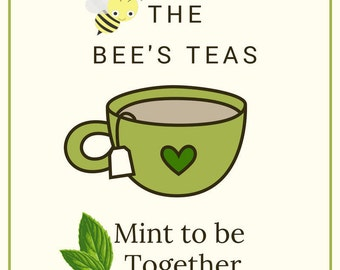 Mint to be Together - Spearmint Green Tea