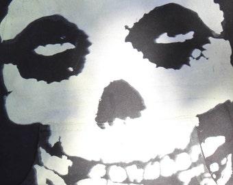 MISFITS ; 1990 Black Punl T shirt