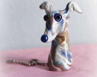 Greyhound Whippet Ceiling Fan Light Pull Chain Home Decor