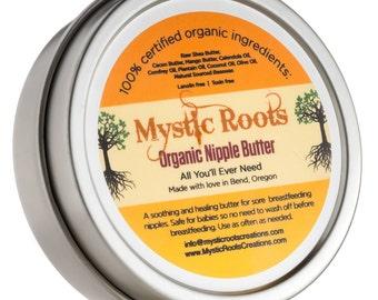 Organic Nipple Butter