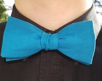 Sky Blue Bowtie, Adjustable