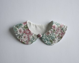 Evie Peterpan collar