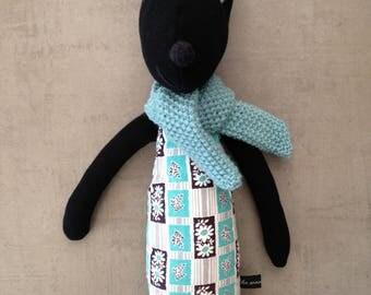 Plushie, Dog, Stuffed Toy, Handmade, UK Seller, Toy Dog,