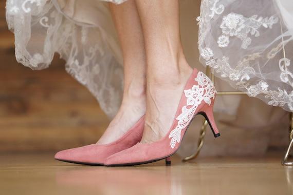 Wedding ShoesLow HeelsBridal