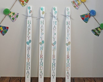 Happy Birthday Sign,Birthday Decorations,Birthday Signs,Wood Signs,Birthday Tags,Birthday Gift Her,Birthday Gift Girl,Birthday Gift Friend