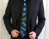 Cell Division Science Tie (Microscopy, Fashion, Science Art, Molecular Biology, Cells, Mitosis, Cytokinesis, DNA, STEM, Teacher, Gift)