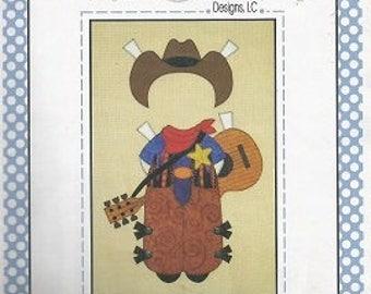 "Amy Bradley Designs - SHORT SPURS - Quilt Block NINE From The Series ""Snips & Snails Paper Dolls"" - Instructions"