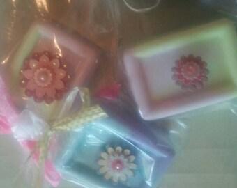 Great gift soaps. Pure vegan.