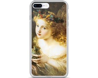 iPhone Case, Face of an Angel, Faerie Case, iphone 7, iphone x, iphone plus, iphone case
