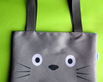 Cute Tonari no Totoro Mini Tote Bag Anime Studio Ghibli Miyazaki My Nieghbor