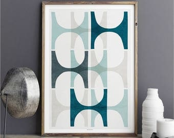living room prints. Contemporary Wall Art Prints  Living Room Minimalist Large room art Etsy
