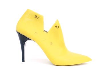 """FREE shipping! Pair of Women 37-40 EU ( 6 1/2 to 9 US) 3 2/3"""" high heel pointed toe shoe last/mould  for women pumps, shoemaking"""