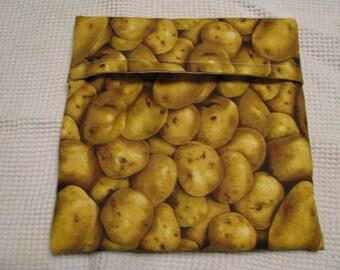 Microwave Potato Bag