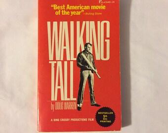 WALKING TALL (Paperback Movie Tie-In by Doug Warren)