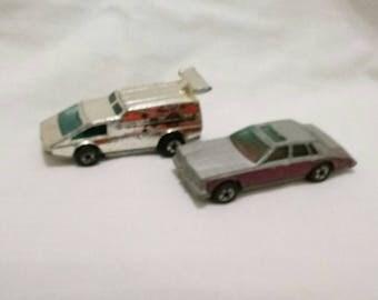 Vintage Hot Wheels diecast cars lot of 2