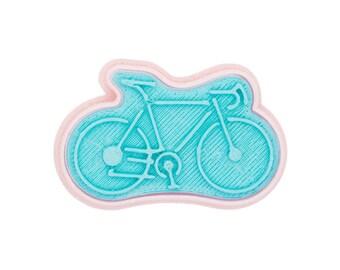 Cookie cutter: road bike