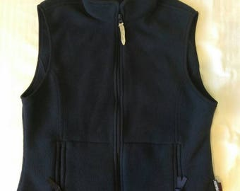 Woolrich fleece vest size large