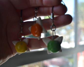 The Legend Of Zelda inspired Navi pendant