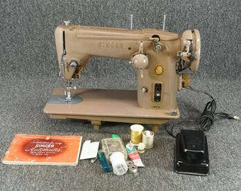 Vintage 1950'S Singer 306W Sewing Machine