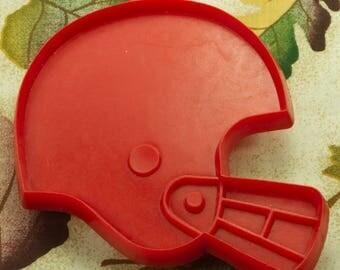 1978 Hallmark Football Helmet Cookie Cutter