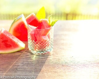 Summer Stock Photography, watermelon
