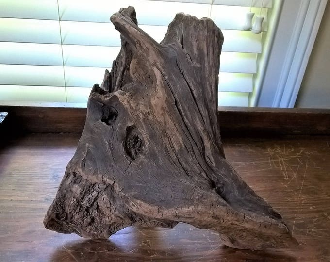Small Driftwood Root. Aquarium Decoration. Fish Tank Ornament