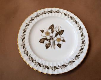 Royal Worcester Engadine Dinner Plate