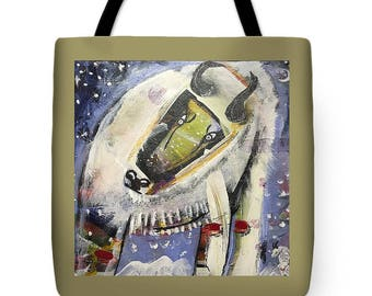 George the Goat Tote Bag