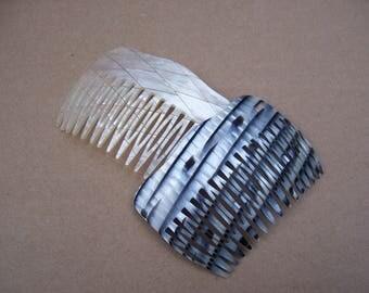 Vintage hair accessory hair jewelry hair ornament hair pin hair pick hair barrette hair clip
