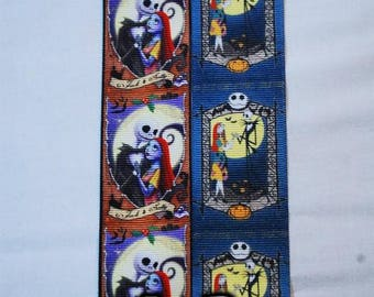 Choice of EXTRA-LARGE Nightmare Before Christmas Lanyard
